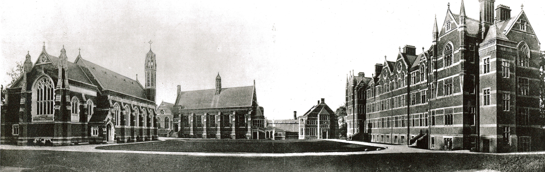 Upper Quad between 1906-1913